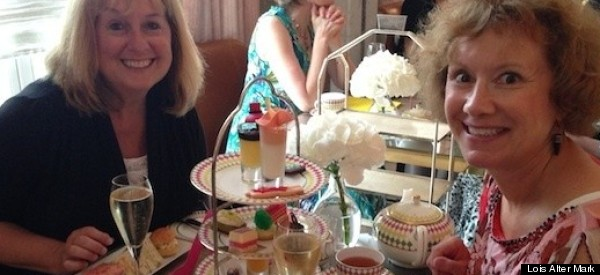 This Is Not Your Grandmother's Afternoon Tea
