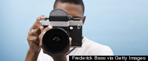 BLACK PHOTOGRAPHER
