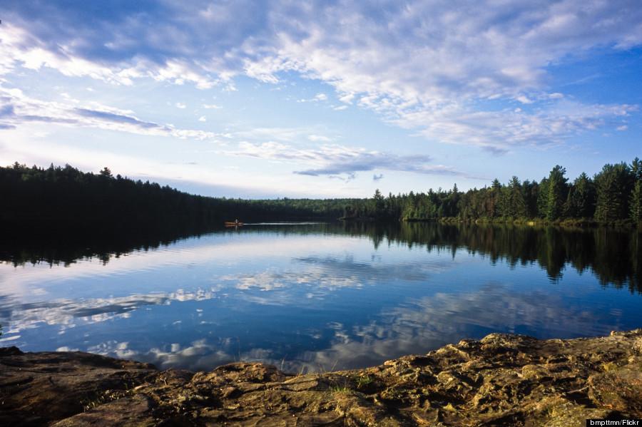 boundary waters canoe wilderness