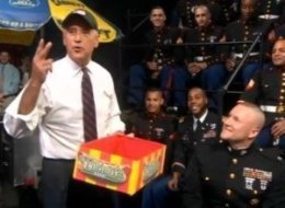 Biden Colbert Hot Dogs