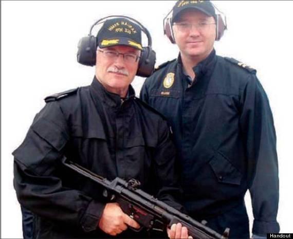 jack layton guns