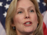 Kirsten Gillibrand: Congressmen Called Me 'Fat' After Baby