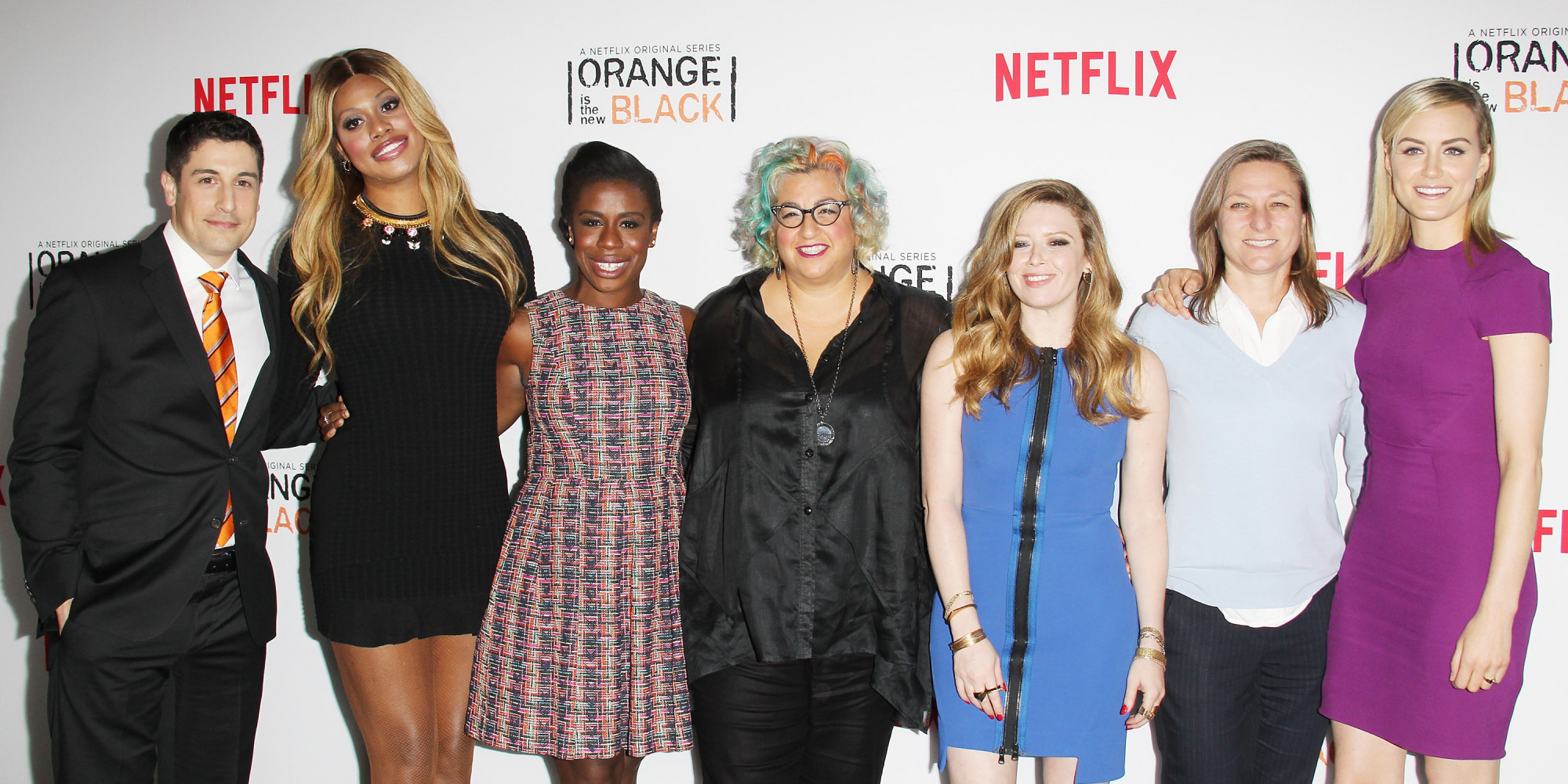 orange is the new black characters dating in real life Lauren morelli says writing for orange is the new black helped dating one of the show's stars living a gay life without publicly acknowledging it.