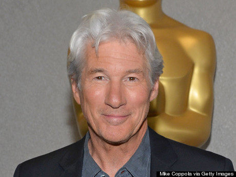 The 5 Sexiest Things About Richard Gere On His Birthday