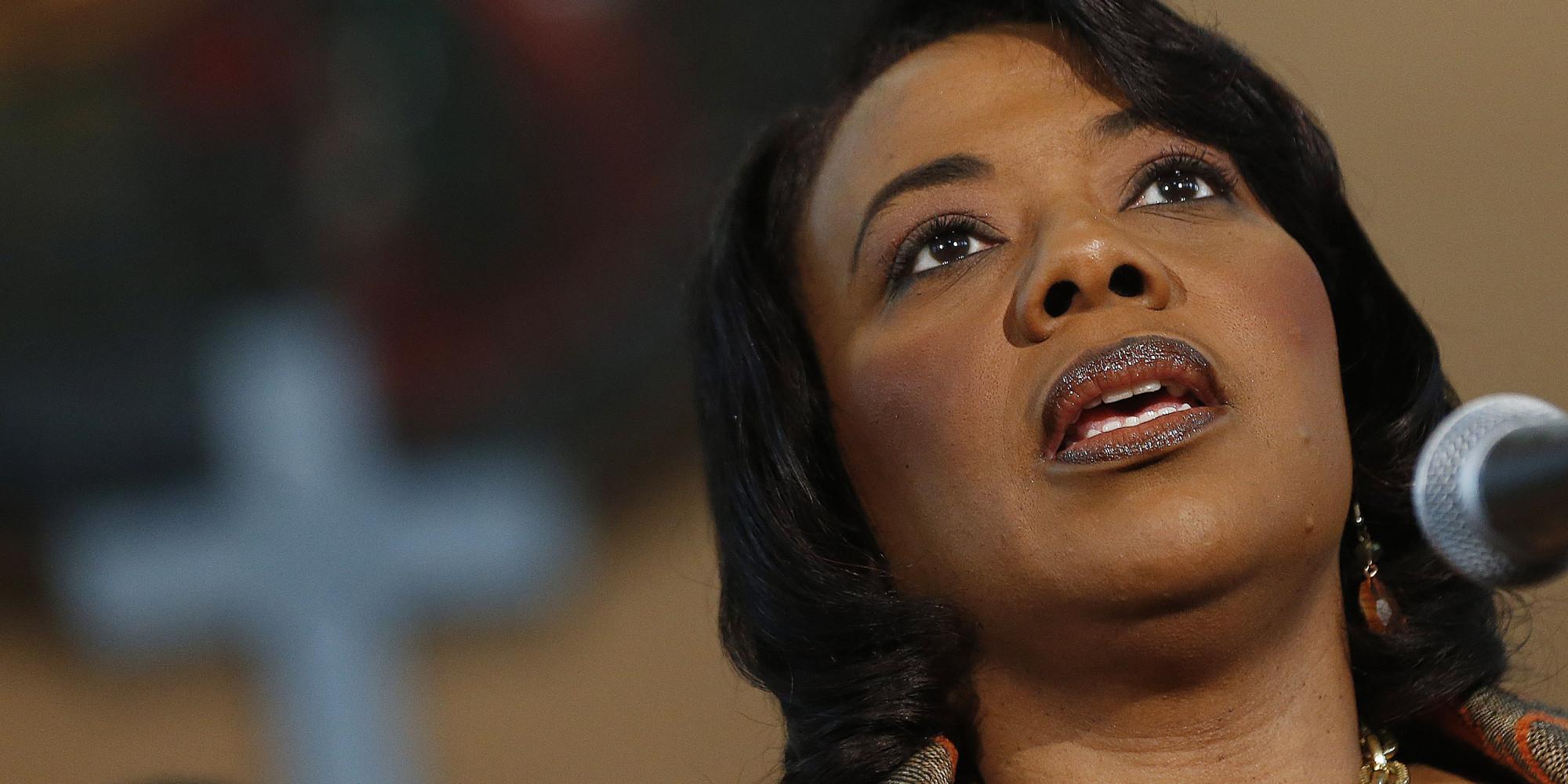 Rev Bernice King Promotes Father Martin Luther King Jr