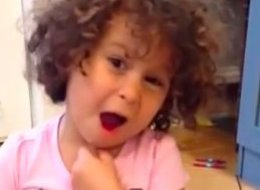Curly-Haired Cutie Has An Important Message About Equality