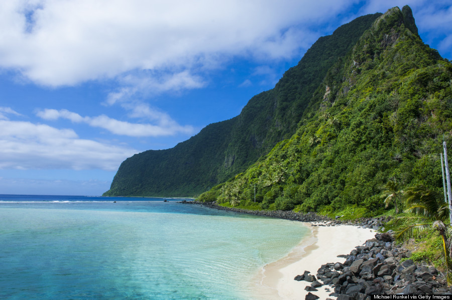 American Samoa Is The Empty Slice Of Bliss Youve Been Craving - Where is samoa