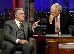 Olbermann Letterman