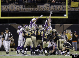 Saints Vs Vikings