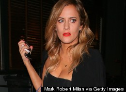 Guess Who's REALLY Just Dropped Caroline Flack In Hot Water
