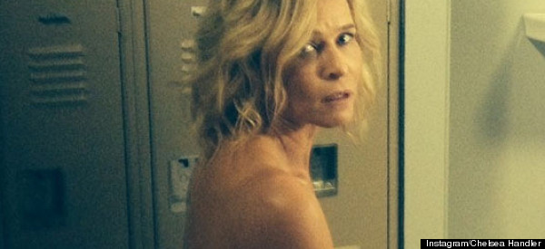 Who's Joining Chelsea Handler For A Shower?