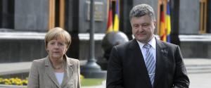 Merkel Ukaraine