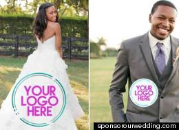 This Couple Officially Killed The Romance In Their Wedding By Asking People To Sponsor It