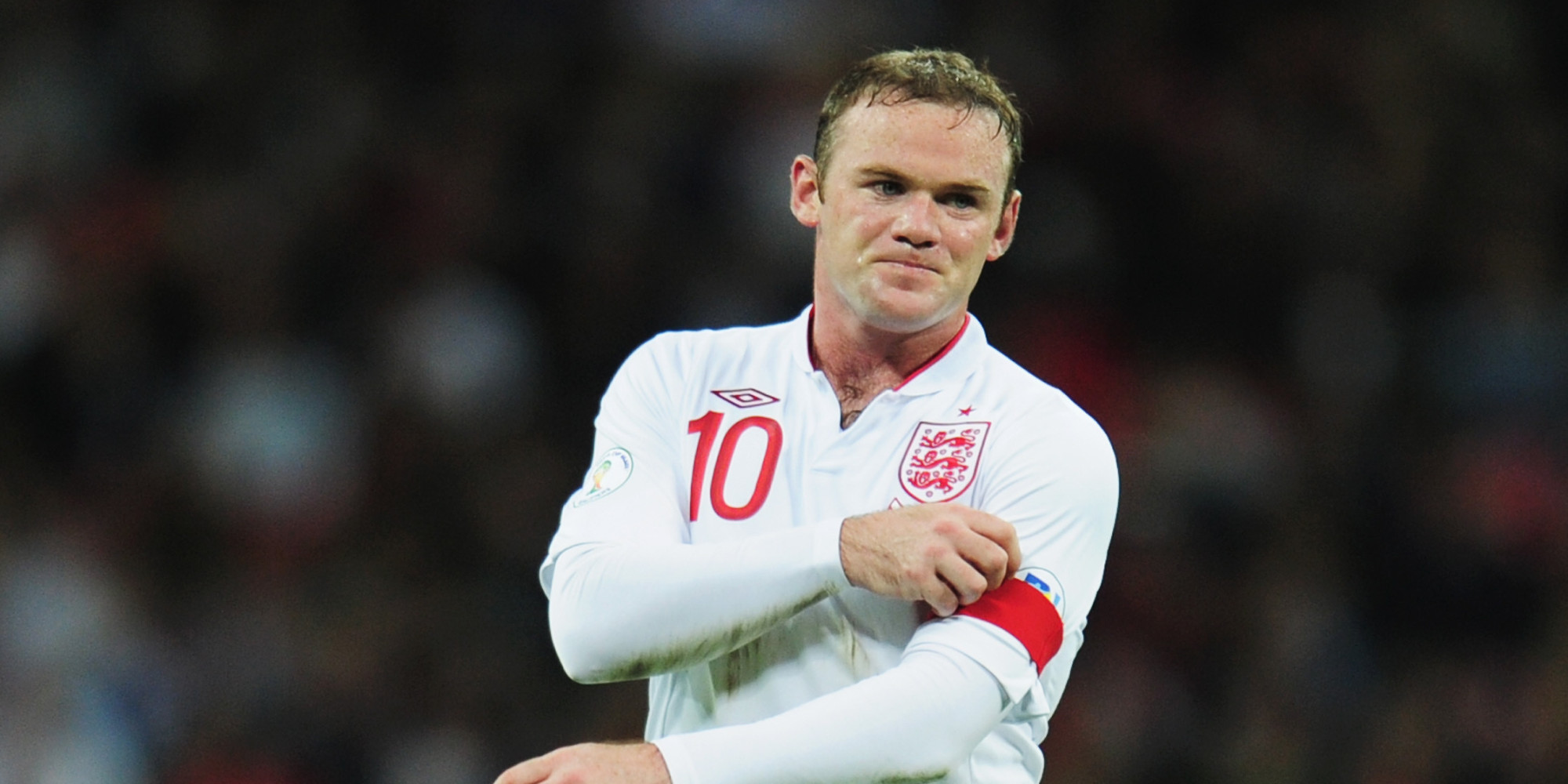 Wayne Rooney England Captain Wayne Rooney New England Captain Three Lions Post War Skippers