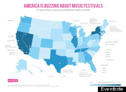 This Is What Everyone Talks About At America's Favorite Music Festivals