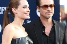 Angelina Jolie and Brad Pitt | Pic: Matt Sayles/Invision/AP