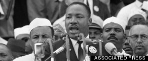 MARTIN LUTHER KING 1963 AUG 28