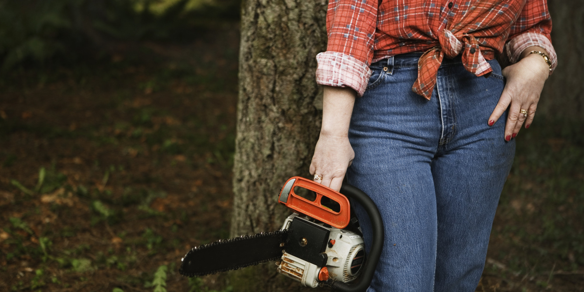 Women With Chainsaws: Confessions of a Lumberjane | Modern