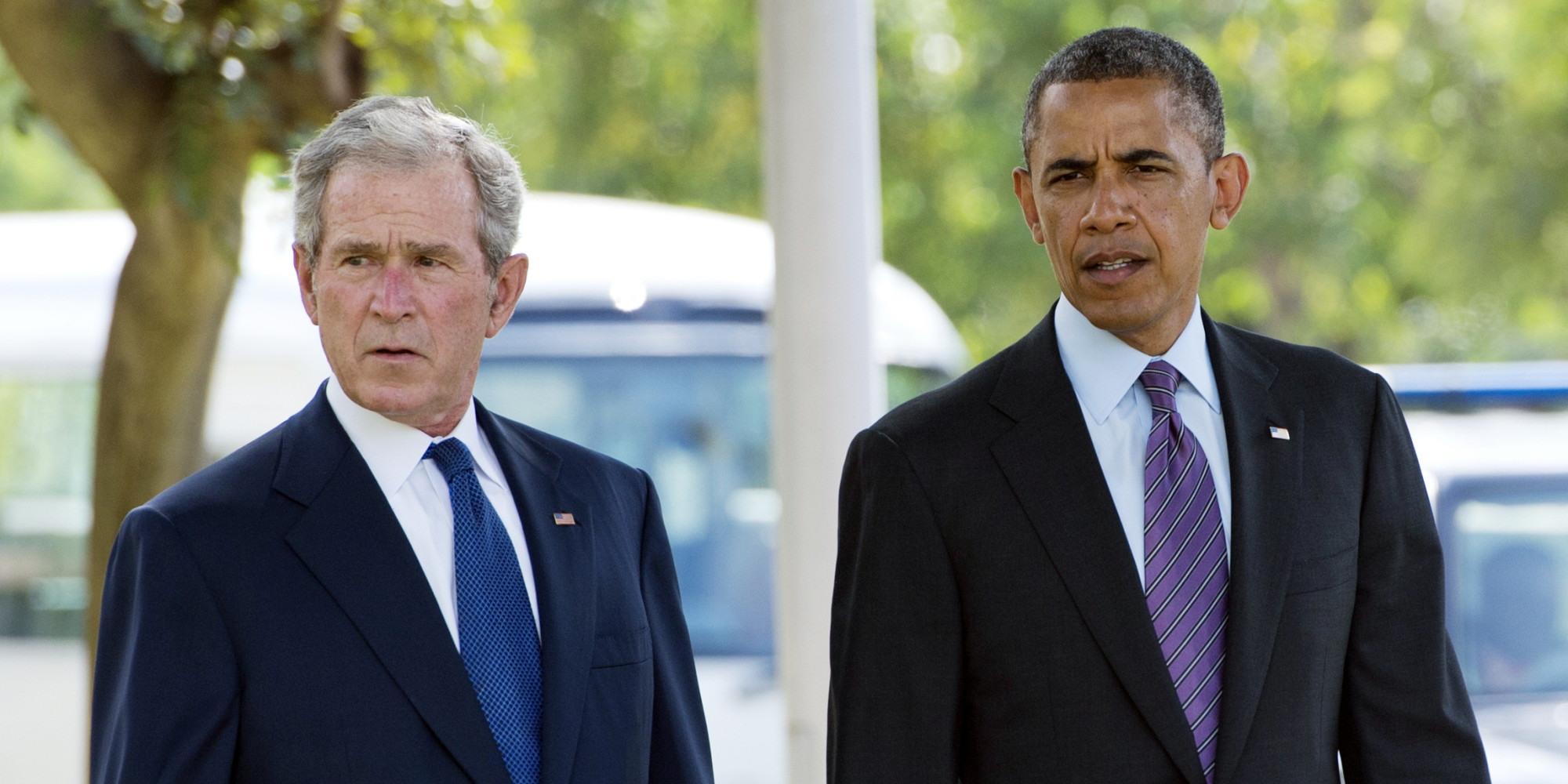 Obama vs. Bush: Who Took More Presidential Vacations ...