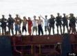 U.S. Marines Take Ship From Somali Pirates (PHOTOS)