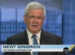 Newt Gingrich Ground Zero Mosque