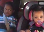 Little Boy Finds Mom's Big News 'Exasperating'