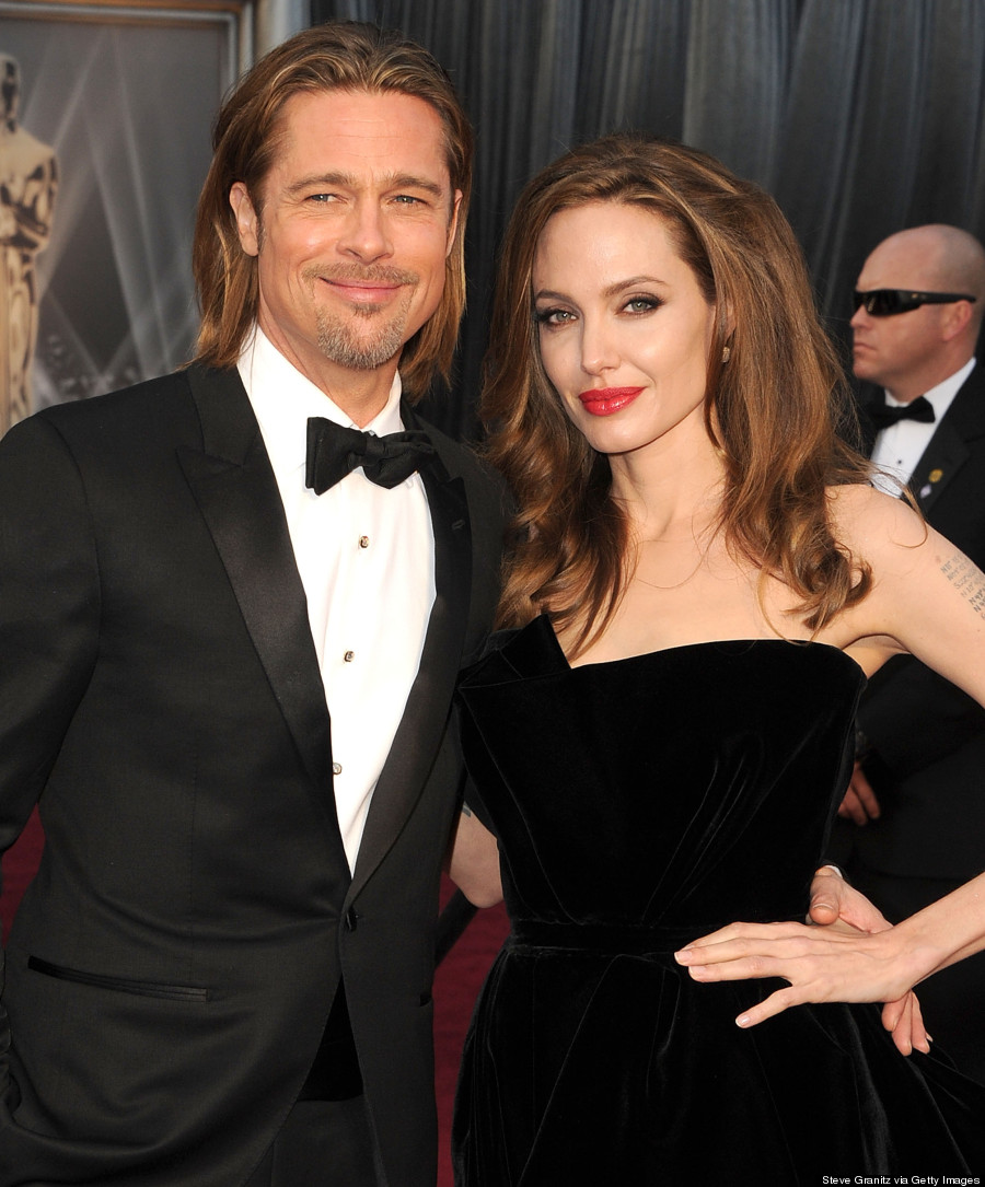 All The Times Angelina Jolie And Brad Pitt Acted Like An