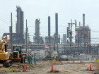 Explosion At BP's Largest Oil Refinery In The U.S. Rattles Indiana