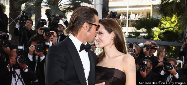 Brangelina's Romance In Pictures