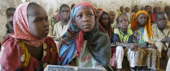GIRLS EDUCATION AFRICA