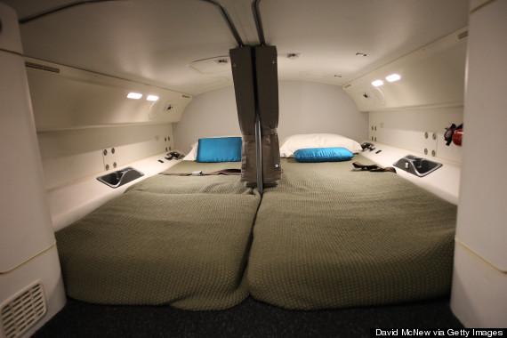 Pilots Bed Room Jet
