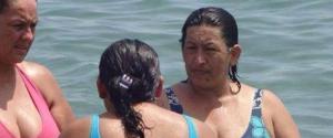Mujer Parecido Hugo Chavez