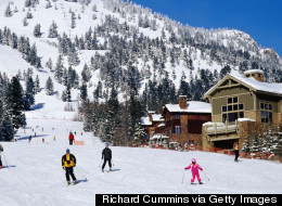 These Were The Snowiest Ski Resorts In America Last Year