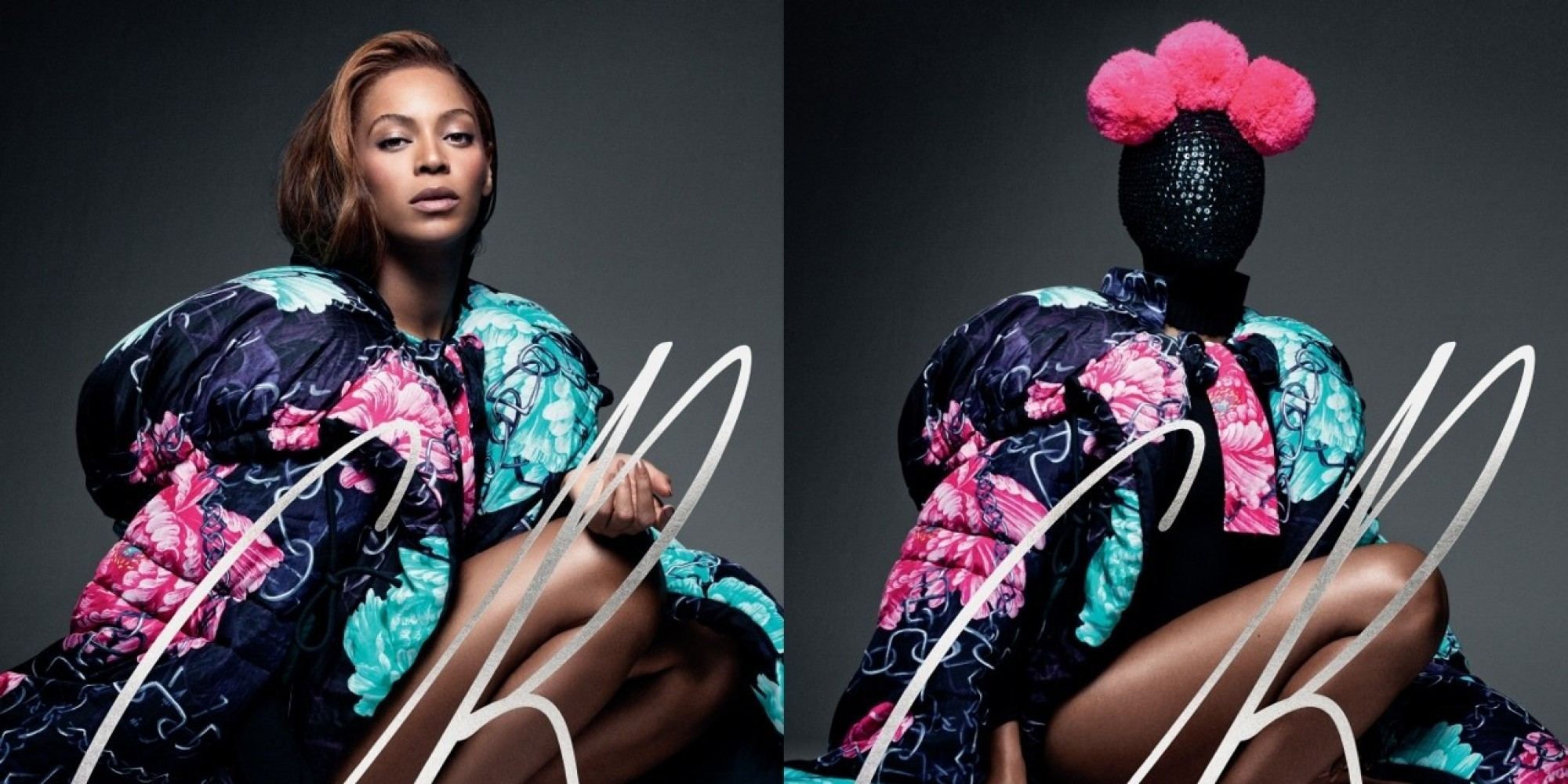 Fashion Book Cover Zip ~ Beyonce covers cr fashion book holds a chanel surfbort