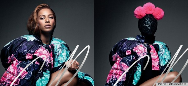 Beyonce Holds A Chanel #Surfbort In CR Fashion Book