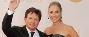 Michael J Fox Wife
