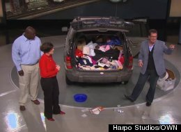 Former 'Oprah Show' Guests With A Messy Car Get A Big Surprise