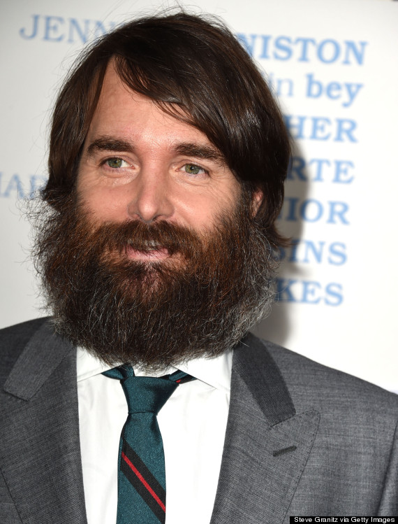 Will Forte Has A Massive Beard, Leaves Everyone Impressed ...