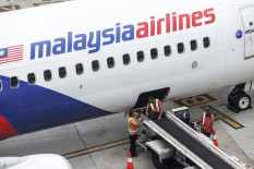 File image of Malaysian Airlines plane | Pic: AP