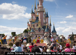 Disney To Use Drones?
