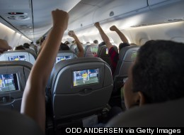 Third Flight Diverted Over Reclined Seat Fight