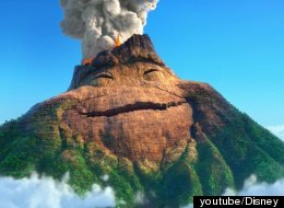 First Look At Pixar's New Short, 'Lava,' Erupts With Cuteness