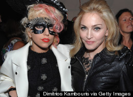 Still Not A Fan Of Gaga Then, Madge?
