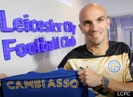 Foxes Hunt Down Cambiasso