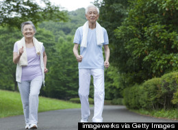 Walking A Mile A Day Could Cut Cancer Death Rate By Up To 40%
