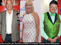 Final Three Names Complete The 'Strictly' 2014 Line-Up
