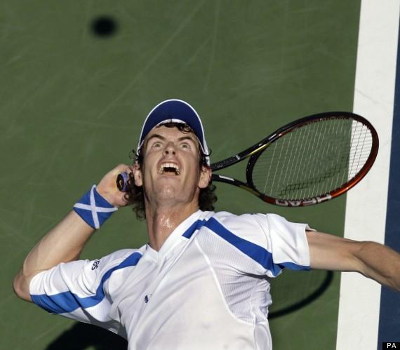andy murray saltire