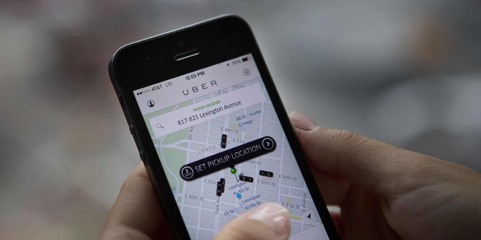 Uber and the Zero Marginal Cost Revolution | The Huffington Post