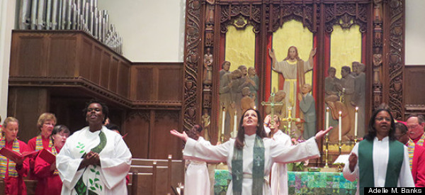 Women Pastors In Prominent Churches Reveal Cracks In Stained-Glass Ceiling