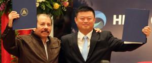 Daniel Ortega Wang Jing